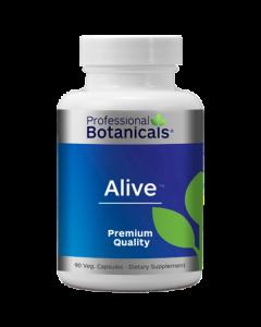 Alive 90 vcaps Professional Botanicals