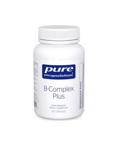 B-Complex Plus 120 Capsules Pure Encapsulations