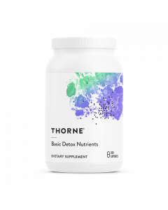Basic Detox Nutrients 360 Capsules Thorne Research