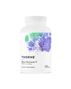Basic Nutrients V 180 Capsules Thorne Research