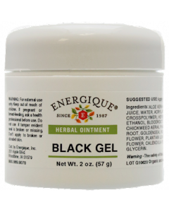 Black Gel 2 oz Energique