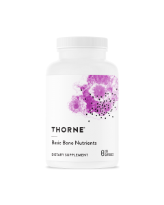 Basic Bone Nutrients 120 Capsules Thorne Research
