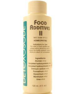 Detoxosode Food Additives II
