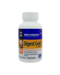 Digest Gold with ATPro 120 Capsules Enzymedica