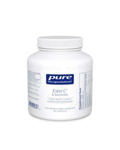 Ester-C & Flavonoids 90 Capsules Pure Encapsulations