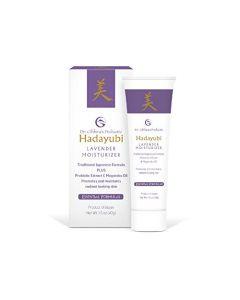 Essential Formulas Dr Ohhira's Hadayubi Lavender Moisturizer 1.5 oz