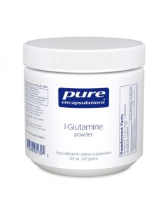 I-Glutamine Powder 227 g Pure Encapsulations
