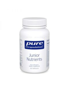 Junior Nutrients 120 Capsules Pure Encapsulations