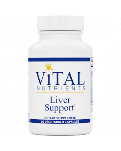 Liver Support¹ 60 vegcaps Vital Nutrients
