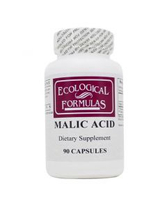 Malic Acid 600 mg 90 caps Ecological Formulas / Cardiovascular Research