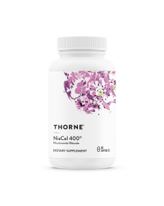 NiaCel 400 60 Capsules Thorne Research