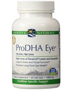 Nordic Naturals DHA Eye  60 soft gels 1000 mg