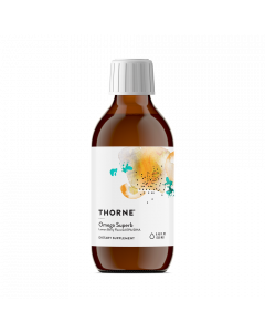 Omega Superb Lemon Berry 8.45 Floz Thorne Research