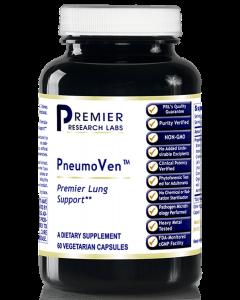 PneumoVen 60 Vcaps Premier Research Labs