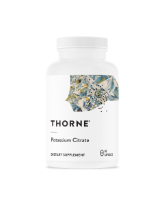 Potassium Citrate 90 Capsules Thorne Research