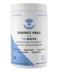 Perfect Pass Prebiotics 240g Powder