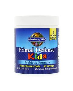 Garden of Life Primal Defense Kids 76.8 powder