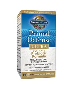 Garden of Life Primal Defense Ultra 90 caps