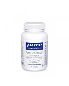 PureGenomics® B-Complex 120 Capsules Pure Encapsulations