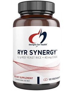 RYR Synergy 120 caps Designs for Health