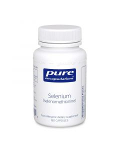 Selenium (selenomethionine) 200 mcg 180 Capsules Pure Encapsulation