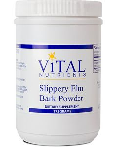 Slippery Elm Bark Powder 175 gm Vital Nutrients