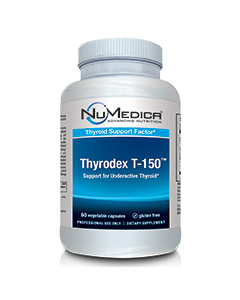 Thyrodex T-150 60 Veg Caps Numedica