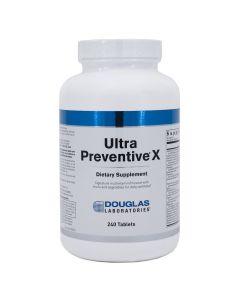 Ultra Preventive X 240 Tablets Douglas Laboratories