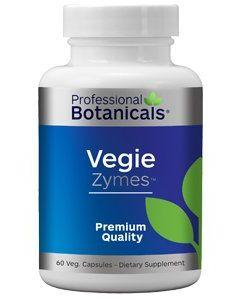 Vegiezymes Digestive Plant Enzymes Vegetarian 120 caps