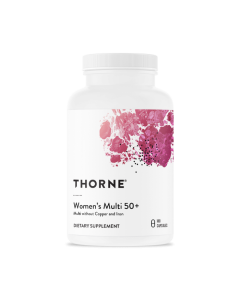 Women's Multi 50+ 180 Capsules Thorne Research
