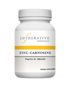 Zinc-Carnosine 60 Capsules Intergrative Therapeutics