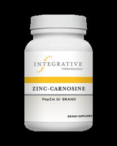 Zinc-Carnosine 60 Capsules Intergrative Therapeutics
