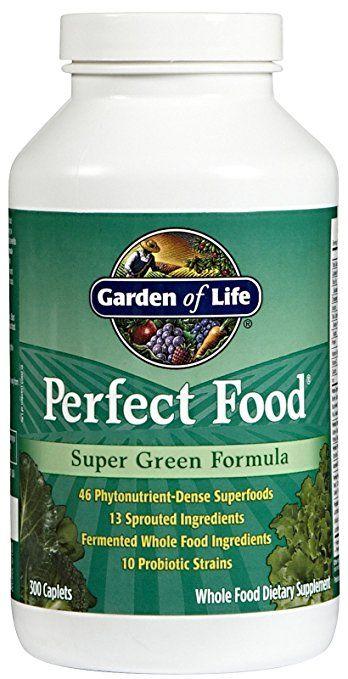 garden of life perfect food 300 caps - Garden Of Life Perfect Food