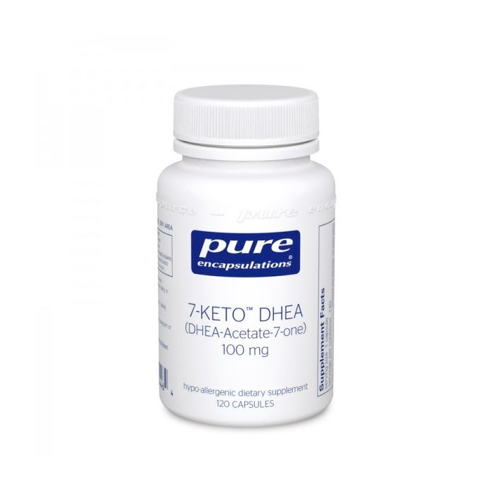 7-KETO DHEA 100mg 120 capsules