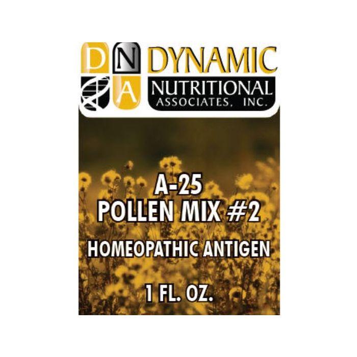 A-25 Pollen Mix #2