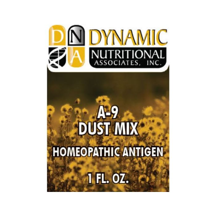 A-9 Dust Mix