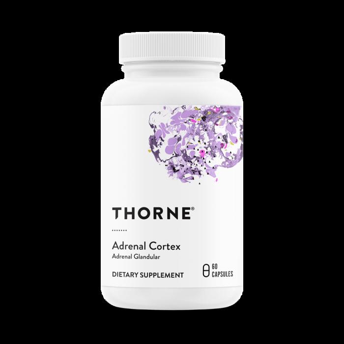 Adrenal Cortex 60 Capsules Thorne Research