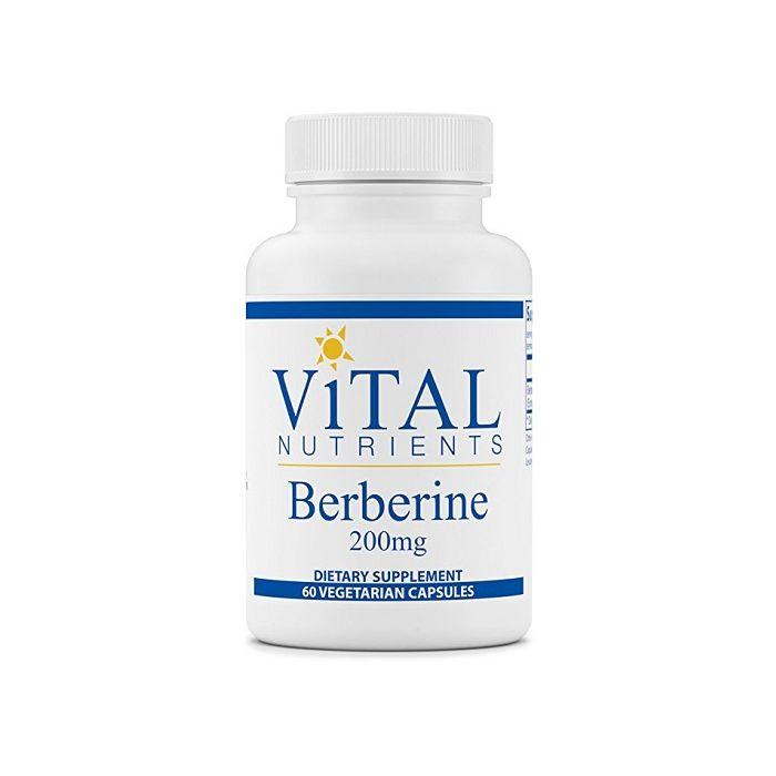 berberine 200 mg