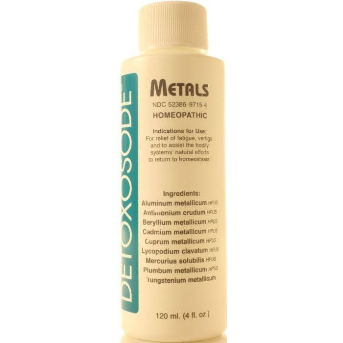 Detoxosode Metals