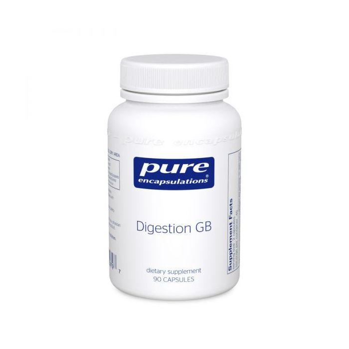 Digestion GB 90 Capsules Pure Encapsulations