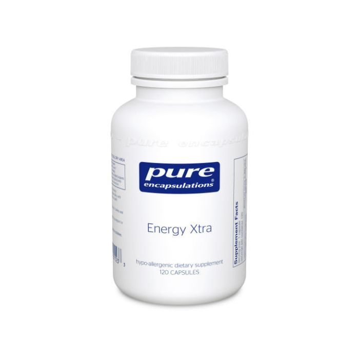Energy Xtra 120 caps Pure Encapsulations