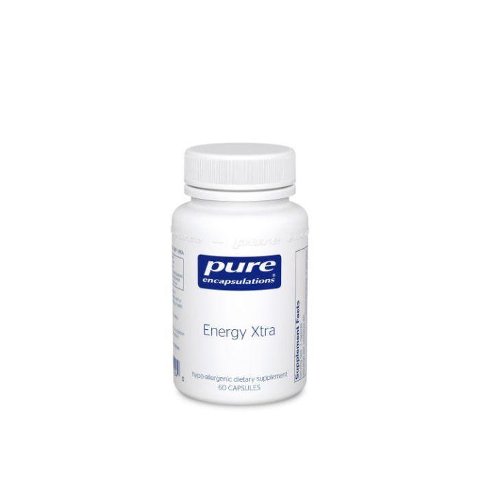 Energy Xtra 60 caps Pure Encapsulations