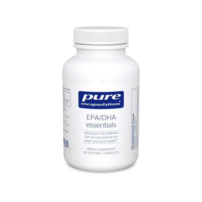 EPA/DHA Essentials 1,000 mg 90 Pure Encapsulations