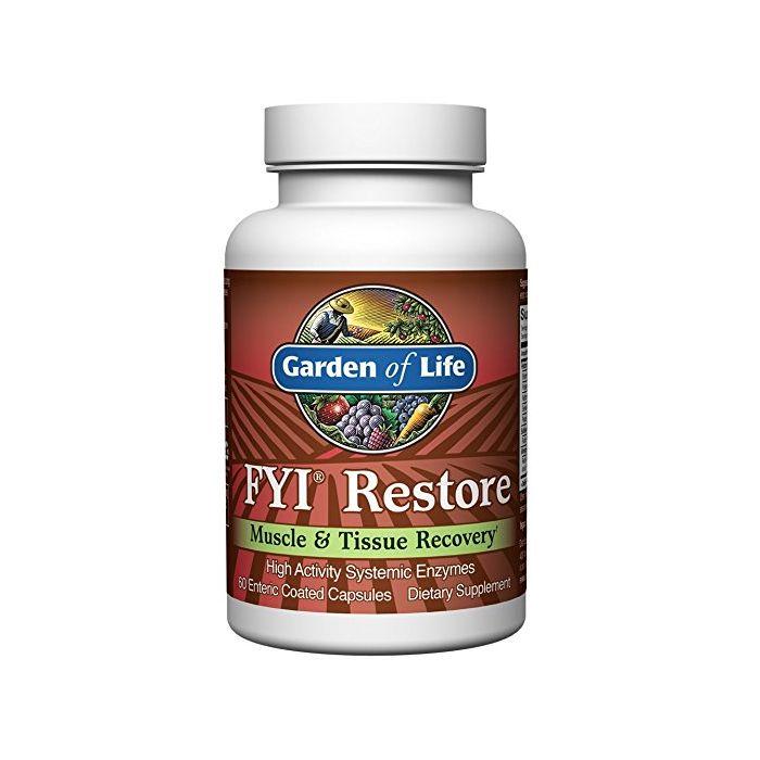 Garden of Life FYI Restore 60 caps