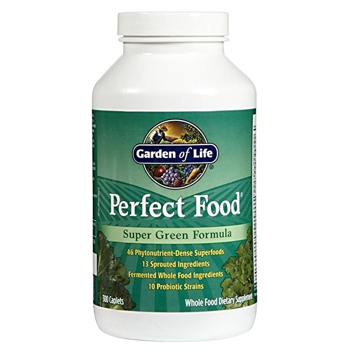 Garden of Life Perfect Food 300 veggie caplets
