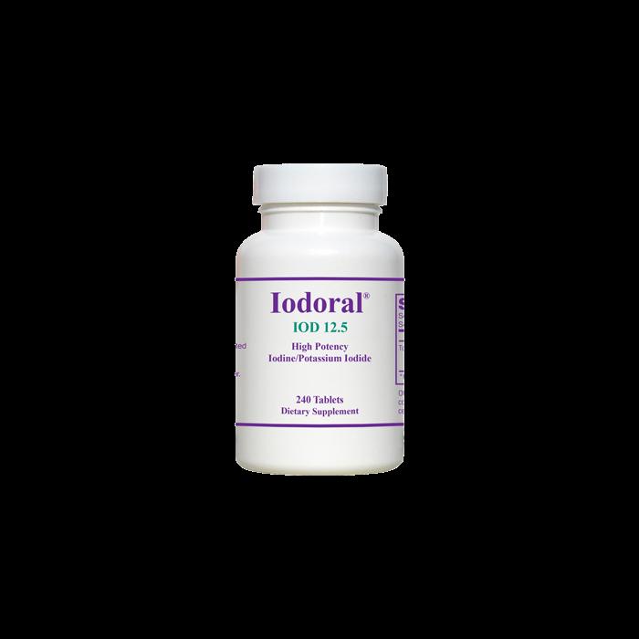 Iodoral 12.5 mg