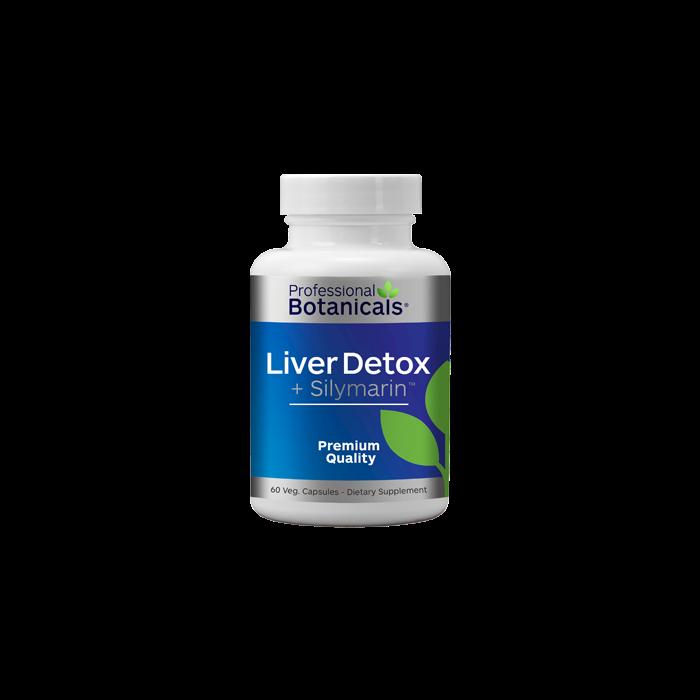 Liver Detox Plus Silymarin