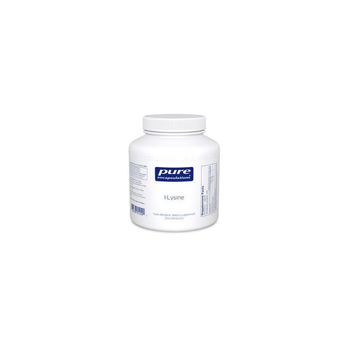 l-Lysine 90 caps Pure Encapsulations