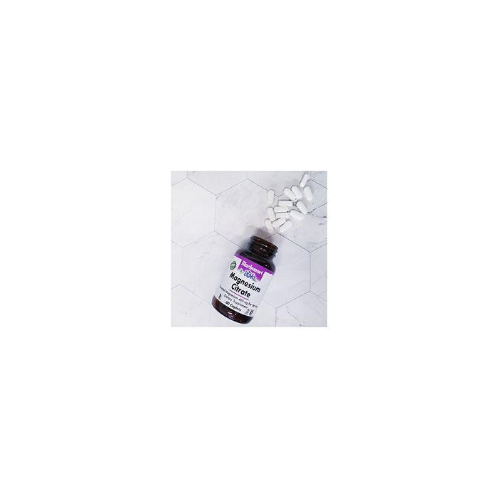 Magnesium Citrate 120 Caplets Bluebonnet