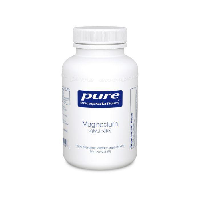 Magnesium (Glycinate) 90 Capsules Pure Encapsulations